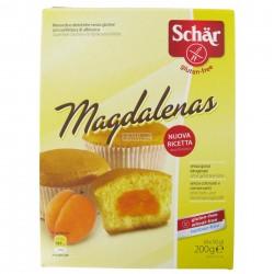 Magdalenas sárgabarack-lekváros sütemény