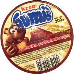 Csokoládékrém Gumiś