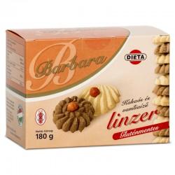 Linzer cu cacao şi vanilie