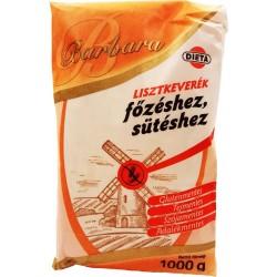 Lisztkeverék kenyér és kelt tésztákhoz