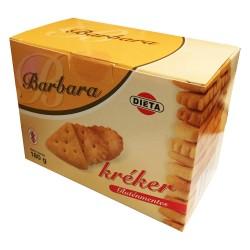Crackers fără gluten