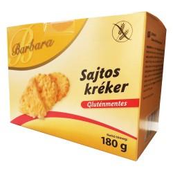 Crackers cu cașcaval